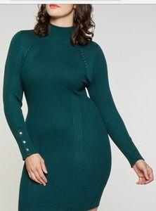 Dresses & Skirts - Brand new plus size sweater dress